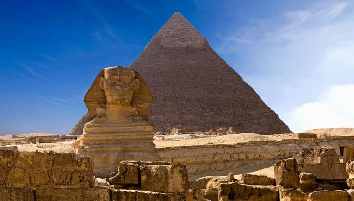 Kulturoplevelser eller badeferie - Egypten har det hele