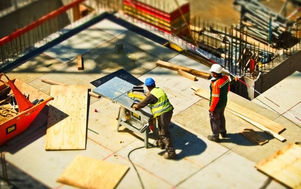 A-kasse som ansat inden for byggeri og anlæg